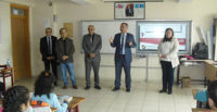 Hilmi KAPO'dan Akdeniz İlkokulu'na Ziyaret