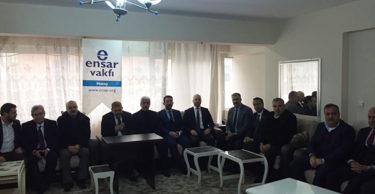 AK Parti Hatay Büyükşehir Belediye Başkan Adayı İbrahim Güler: Milletimizle el ele vererek Hatay'ın kimliğini ortaya çıkaracağız