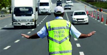 Hatay'da trafik denetimleri