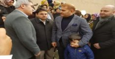 Ak Parti Hatay Büyükşehir Belediye Başkan Adayı İbrahim Güler, seçim çalışmalarına ara vermeden Hatay için çalışıyor