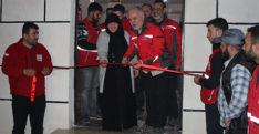 İdlib'i Kızılay yaşatıyor