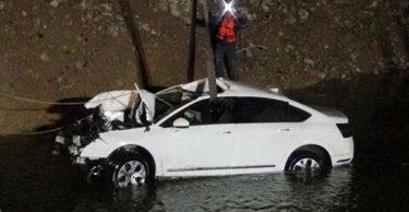 İki gündür aranan adam su kanalında ölü bulundu