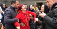 Küçük Mertcan'ın cenazesi otopsi için Adana'ya gönderildi.
