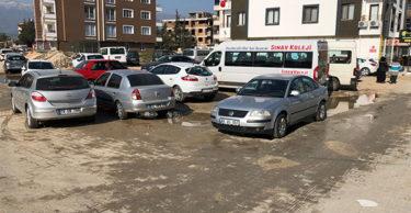 Odabaşına park yeri gerekiyor