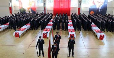 Adana ve Hatay'da POMEM mezuniyet töreni