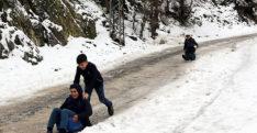 Doğu Akdeniz'de kış