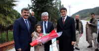 Hatay Valisi Doğan'dan Bayırbucak Türkmenlerine ziyaret