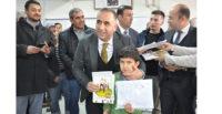 Karne Heyecanı Yaşayan Çocuklar 5 Dilde Türkü Söyledi