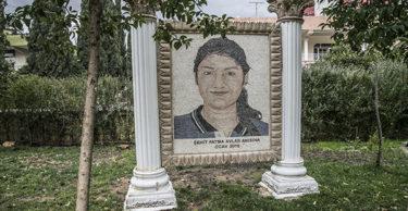 Terör kurbanı Fatma Avlar'ın acısı yüreklerde