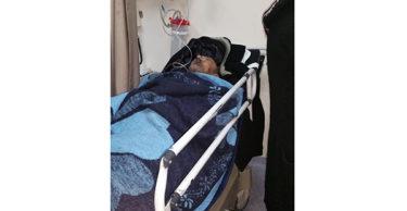 İtfaiyeciler Yaşlı Çifti Alevlerin Arasından Son Anda Kurtardı