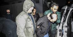 Yedek lastik içinde 70 bin uyuşturucu hap bulundu