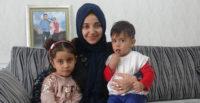 """Afrin'de şehit olan işçinin eşi: """"Şehit eşi olduğumdan dolayı gururluyum"""""""