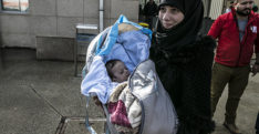 Yezan bebek ailesine kavuştu