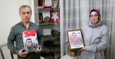 Şehit ailesinden Fırat'ın doğusuna yapılacak olası operasyona destek