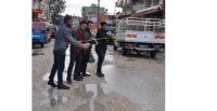 Vatandaşlar Büyükşehir Belediyesini protesto ettiler