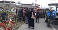 Hatay'da traktör devrildi: 15 yaralı