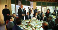 """""""Türkiye'deki her seçim demokrasinin çıtasını yukarıya çıkarmıştır"""""""