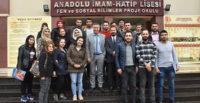 Afrin'deki öğrencilere Türkçe öğretecekler
