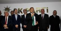 AK Parti Dörtyol Seçim Koordinasyon Merkezi açıldı