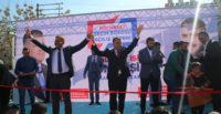 """AK Parti HBB Adayı İbrahim Güler; Reyhanlı'da Savaş bitecek Hatay gülecek"""" sloganları ile karşılandı…"""