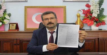 Ak Parti Yayladağı İlçe Başkanlığından basın açıklaması
