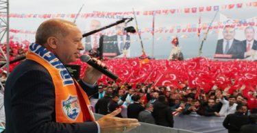 """Erdoğan: """"31 MARTA HAZIR MIYIZ? """""""