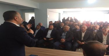 MHP HATAY MİLLETVEKİLİ KAŞIKÇI  '' CUMHUR İÇİN İSTİKRAR ''