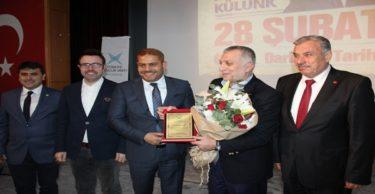 Metin Külünk, 28 Şubat'ın bir son olmadığını söyledi