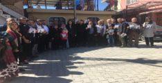 AK Parti Defne Teşkilatı kahvaltıda buluştu