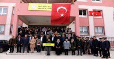 Şehit Polisin Adı Okula Verildi