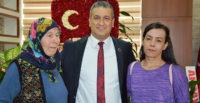 Belediye Başkanı İbrahim Gül'e Sevgi Seli…