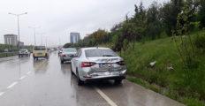 Zincirleme Trafik Kazası: 3 Yaralı