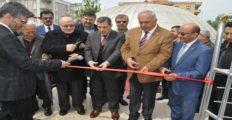 Çerkez Hoca Camisi kütüphanesi açıldı