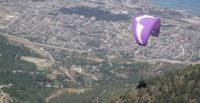 İskenderun'da yamaç paraşütçüleri yere çakıldı: 2 yaralı
