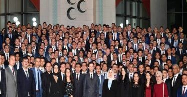 Hataylı Ülkücüler Ankara iftarında buluştu