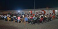 Türk Kızılay'ı tarafından Altınözü Boynuyyoğun Geçici Barınma Merkezinde kalan 8 bin 500 Suriyeli misafir kardeşimize iftar verildi.