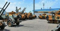 İskenderun limanında askeri hareketlilik