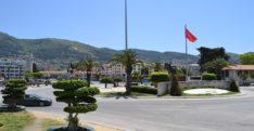 Antakya'da kavurucu sıcaklar başladı