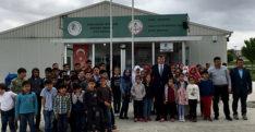 Dışişleri Bakan Yardımcısı Kıran'dan yetimlere ziyaret