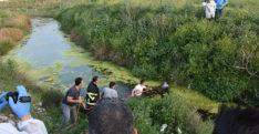 Su Kanalında Ceset Bulundu