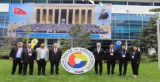 İTSO Heyeti TOBB'un 75.Genel Kuruluna Katıldı Anıtkabir'i ziyaret etti