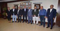 İranlı iş insanlarından İTSO'ya ziyaret