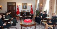 """Vali Doğan: """"Jandarma Teşkilatı, devletini huzur içinde yaşatmak için çalışıyor"""""""