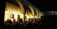 Hatay'daki Habib-i Neccar Camisi'nde Kadir Gecesi coşkuyla idrak edildi