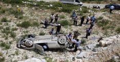 Hatay'da bayram ziyaretinden dönen aile kaza yaptı: 6 yaralı
