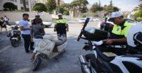 Hatay'da elektrikli bisikletler denetlendi