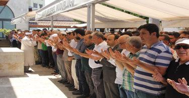 Hatay'da Mursi için gıyabi cenaze namazı