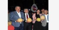Kırıkhan'da 13. Geleneksel Kavun Festivali