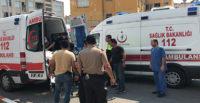 Hatay'da silahlı kavga: 1 yaralı