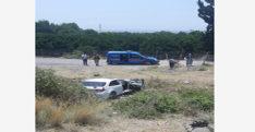 XHatay'da otomobil devrildi: 3 ölü, 2 yaralı